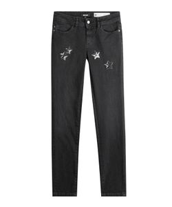 Just Cavalli | Jeans With Sequin Star Embellishment Gr. 25