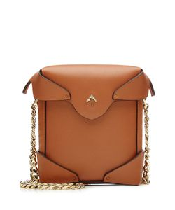 Manu Atelier | Micro Pristine Leather Shoulder Bag Gr. One Size