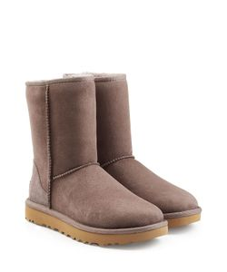 UGG Australia | Classic Short Suede Boots Gr. Us 8