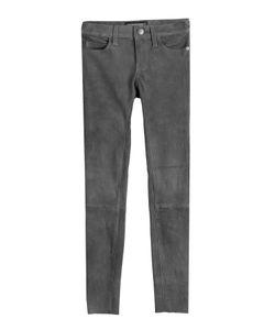 Current/Elliott | Suede Skinny Pants Gr. 24