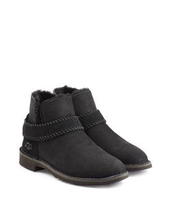 UGG Australia | Fold Cuff Ankle Boots Gr. Us 5