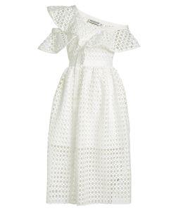 SELF-PORTRAIT | Lace Frill Dress Gr. Uk 6