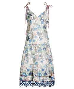 Hilfiger Collection | Printed Cotton Dress Gr. Us 6