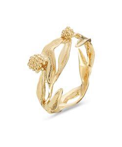Aurelie Bidermann | Mimosa 18k Plated Ring Gr. 54