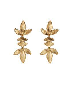 GAS BIJOUX | Paola 24kplated Earrings Gr. One