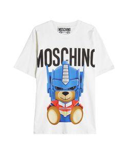 Moschino | Printed Cotton T-Shirt Gr. M