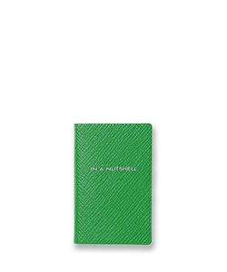 Smythson   In A Nutshell Leather Book Gr. One Size