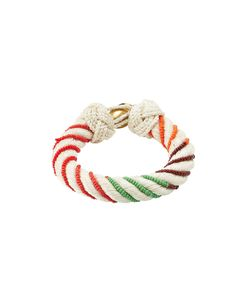 Aurelie Bidermann | Bracelet With Glass Beads Gr. One Size