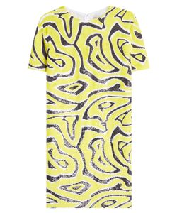 Emilio Pucci | Printed And Embellished Silk Dress Gr. It 40