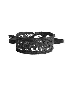 Anna Sui | Lace Choker Gr. One Size