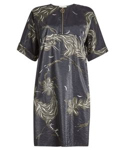Nina Ricci | Printed Dress Gr. De 42
