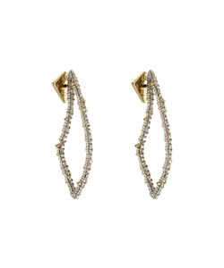 Alexis Bittar   10k Earrings With Embellishment Gr. One Size