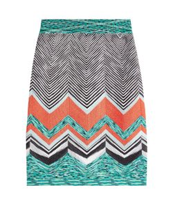 Missoni | Printed Skirt With Cotton Gr. It 40