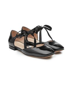 Marc Jacobs | Patent Leather Mary-Jane Flats Gr. It 41