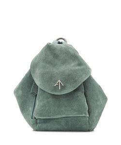 Manu Atelier | Suede Backpack Gr. One Size