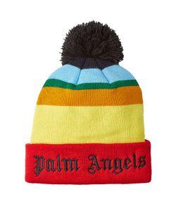 PALM ANGELS | Acrylic Beanie With Logo Gr. One Size