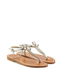 K. Jacques | Leather Sandals Gr. It 39