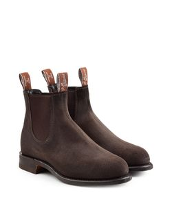 R.M.Williams | Suede Ankle Boots Gr. Uk 9.5