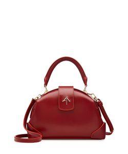 Manu Atelier | Leather Shoulder Bag Gr. One Size