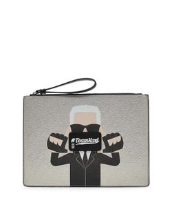 Karl Lagerfeld   Printed Pouch Gr. One Size