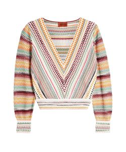 Missoni | Crochet Knit Pullover Gr. It 42