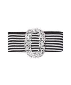 Alessandra Rich | Embellished Stretch Belt Gr. M