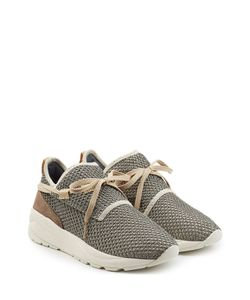 CASBIA | William Mesh Sneakers With Suede Gr. Eu 40