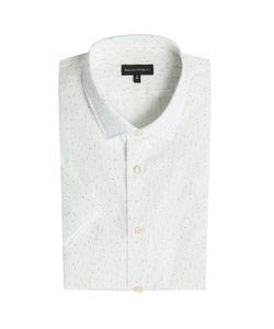 Baldessarini | Printed Cotton Shirt Gr. Eu 42