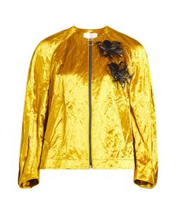 ROKSANDA | Embellished Jacket With Cotton Gr. Uk 8