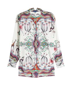 Etro | Printed Cotton Shirt Gr. It 48