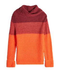 Lala Berlin | Turtleneck Pullover With Mohair And Wool Gr. M