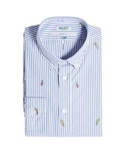 Kenzo | Printed Cotton Shirt Gr. Xl