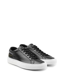 Common Projects | Leather Sneakers Gr. Eu 39
