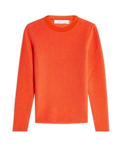 Victoria Beckham | Thread Pullover With Cotton Gr. 3