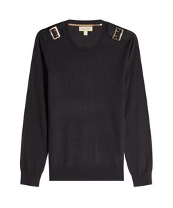 Burberry London | Fine Merino Wool Pullover Gr. M