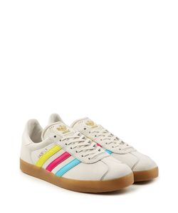 adidas Originals | Leather Gazelle Sneakers Gr. Uk 12.5