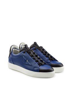 Fendi | Leather Eye Sneakers Gr. Uk 9