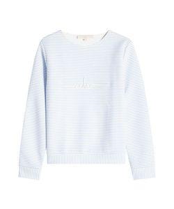 Marina Hoermanseder | Striped Sweatshirt With Logo Gr. De 34