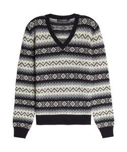 Alexander McQueen | Knitted Cashmere Pullover Gr. Xl