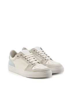 Ami   Leather And Suede Sneakers Gr. Eu 42