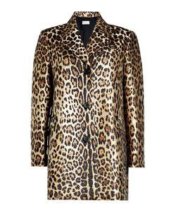 Red Valentino | Leopard Print Coat Gr. It 42