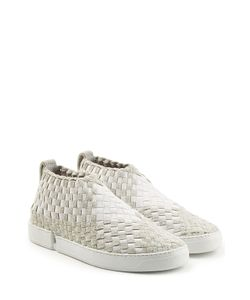CASBIA | Woven Slip-On Sneakers Gr. Eu 42