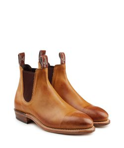 R.M. Williams | Leather Ankle Boots Gr. Us 8.5