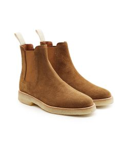 Common Projects   Suede Chelsea Boots Gr. Eu 38