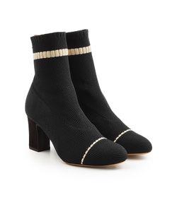 Tabitha Simmons | Mesh Ankle Boots Gr. Eu 36