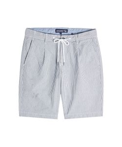 Woolrich | Striped Cotton Shorts Gr. 34