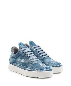 Filling Pieces | Denim Sneakers Gr. Eu 37