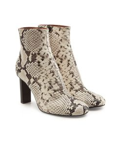 Joseph | Printed Leather Ankle Boots Gr. It 40