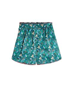 Hilfiger Collection | Printed Silk Shorts Gr. Us 6