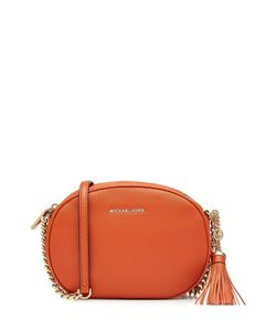 Michael Michael Kors | Leather Shoulder Bag With Tassel Gr. One Size